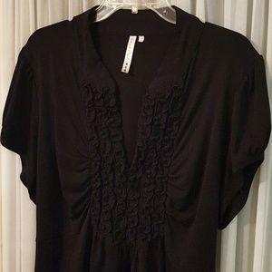HeartSoul women's black shirt